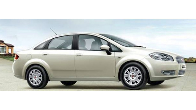 Fiat Linea Classic Launched At An Ex Showroom Price Of Rs 5 99 Lakh