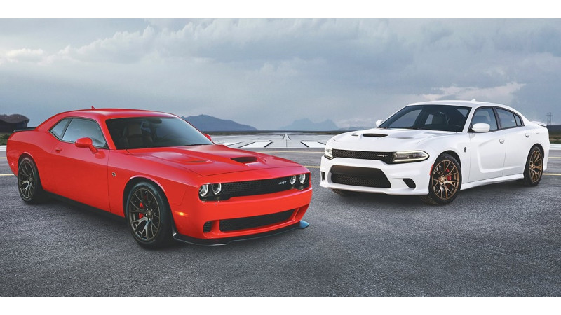 Dodge Challenger and Charger replacement delayed until 2020