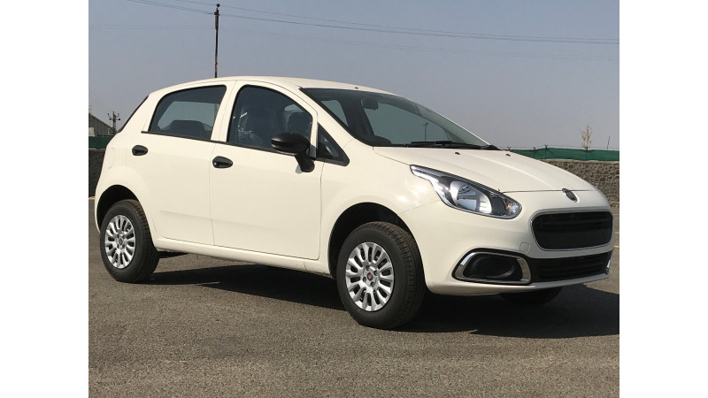 Fiat launches the Punto Evo Pure