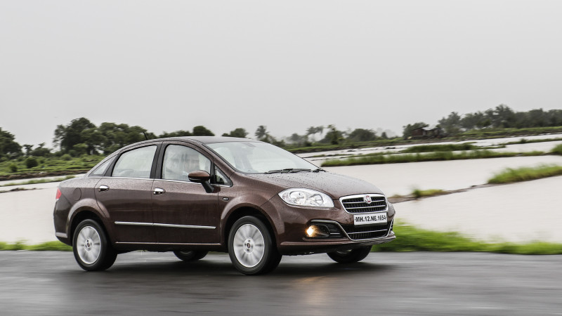 Fiat reduces prices of Linea and Punto Evo across the range
