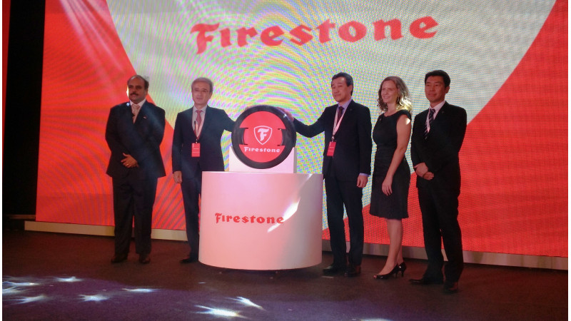 Firestone FR500 and LE02 tyres launched in India