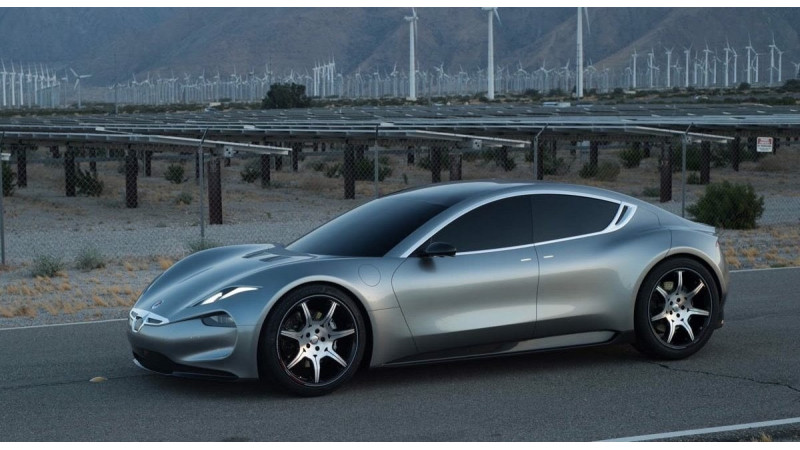 Fisker Emotion Sedan Price And Launch Date Revealed