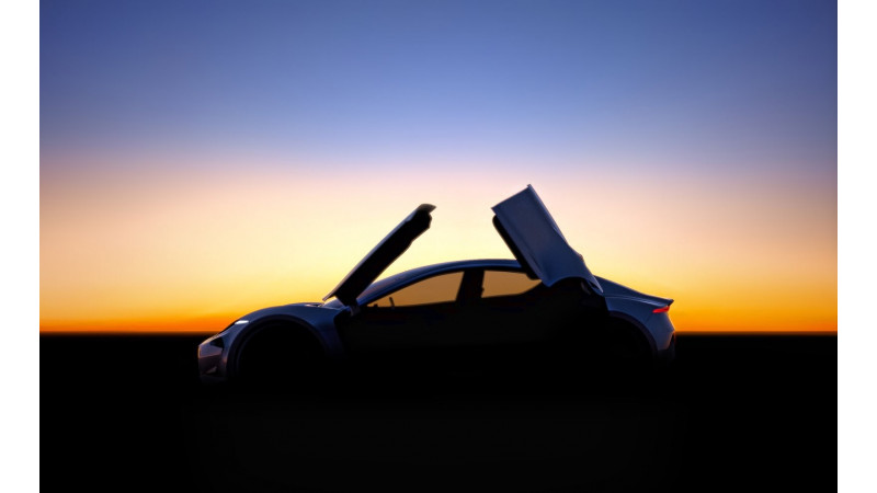 New Fisker Inc. electric car teased