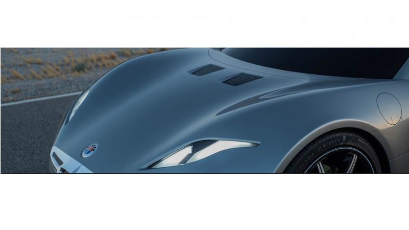 Fisker teases production spec EMotion EV