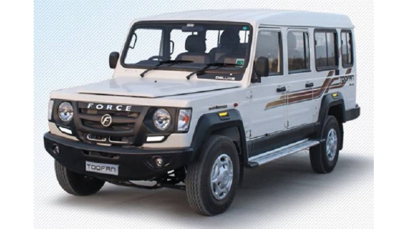 Force Motors launches Trax Toofan Deluxe and Cruiser Deluxe for Rs 8.68 Lakh