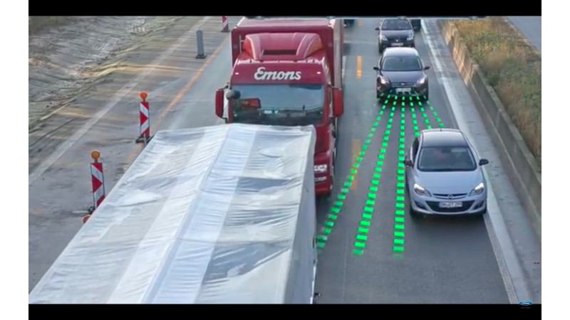 Ford will be introducing two new driver assistance technologies