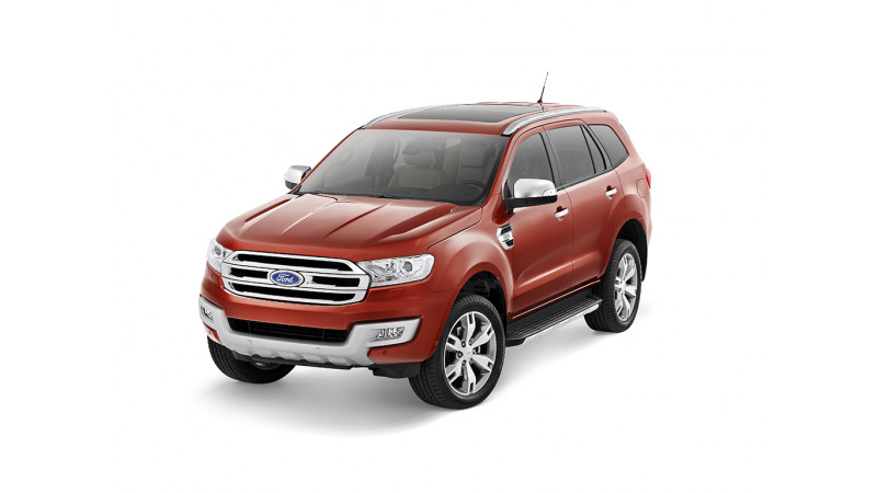 Ford Endeavour to be launched in India tomorrow