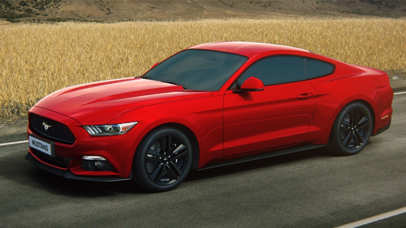 Ford Mustang to be launched in India tomorrow