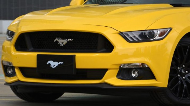 Ford in Malaysia launches the Mustang