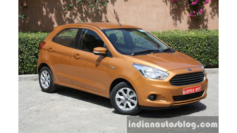 Ford plans on introducing Crossover Figo variant