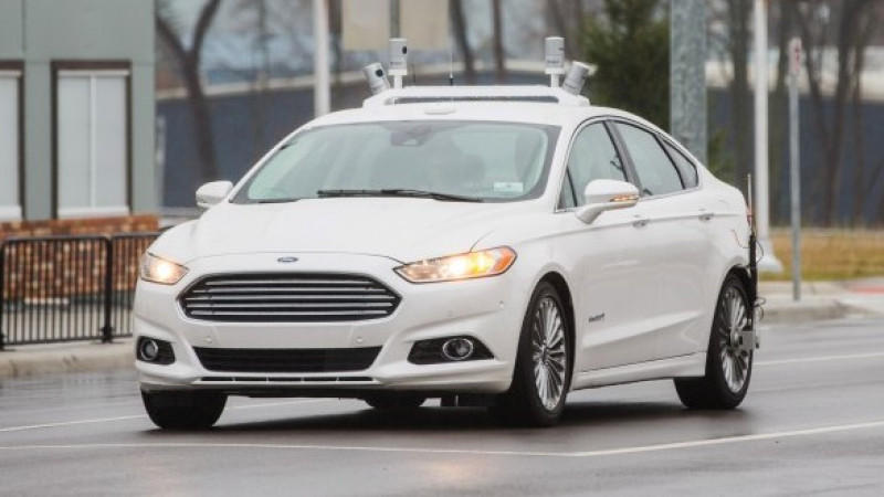 Ford to debut autonomous car in four years