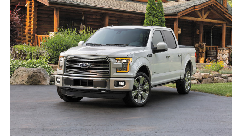 Ford recalls 1.34-million vehicles in North America