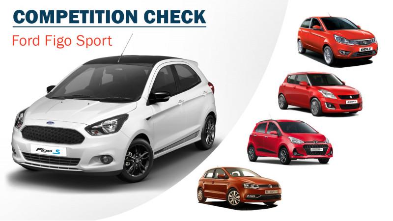 Competition Check: Ford Figo Sports