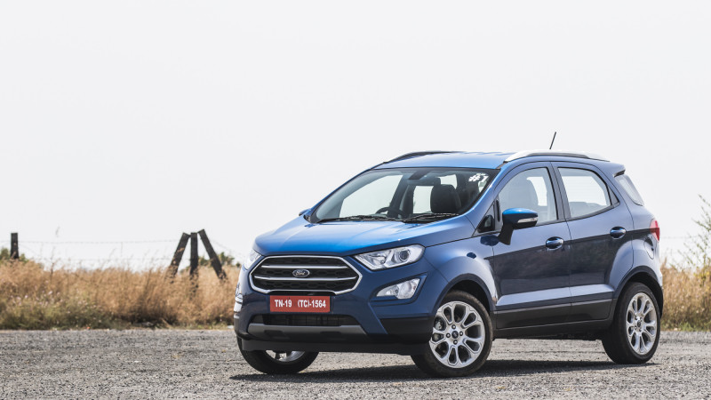 2017 Ford EcoSport Buying Guide