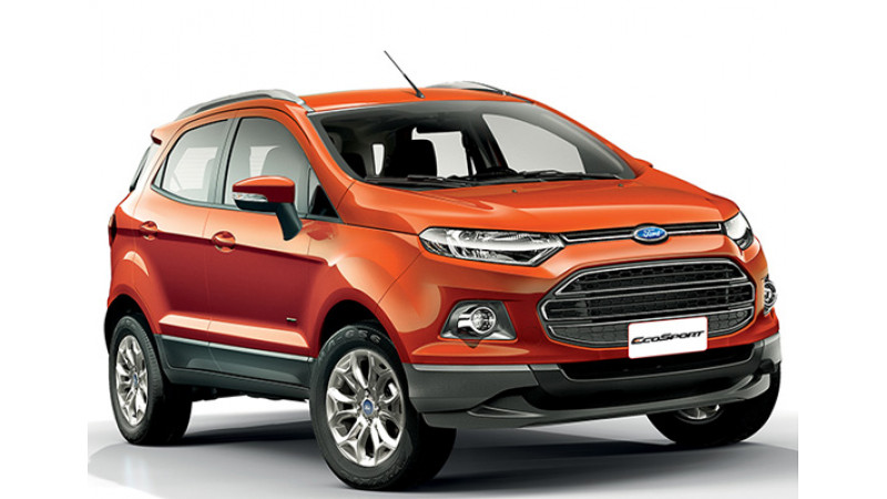 Free Emergency Assistance technology in the India-spec Ford EcoSport