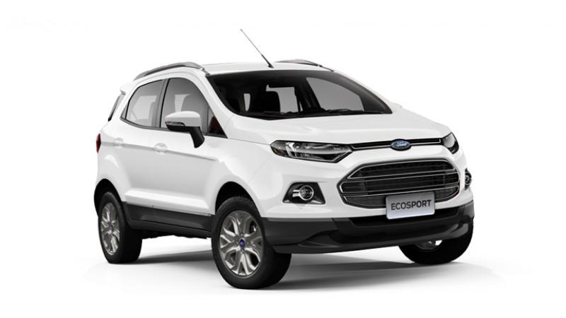 Hyundai's upcoming compact SUV to rival the Ford EcoSport