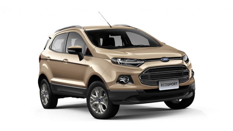 India-made Ford EcoSport launched in Nepal