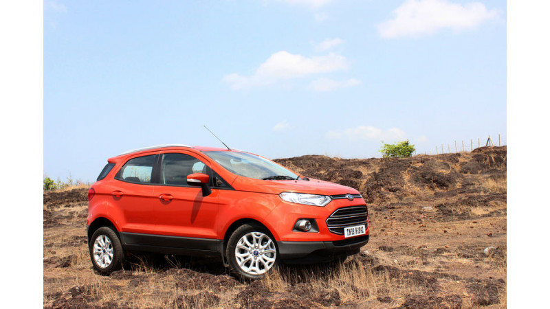 Key highlights of Ford EcoSport