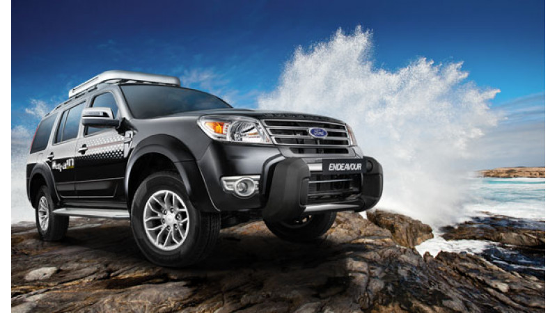 Ford Endeavour prices likely to increase
