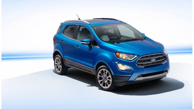 Variant details for new Ford EcoSport leaked