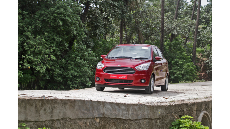 Ford September sales Aspire for more