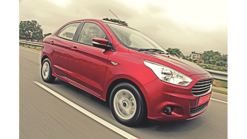 Ford now offering six airbags with Aspire AT