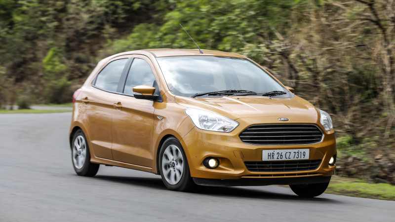 Ford India domestic sales drop in June