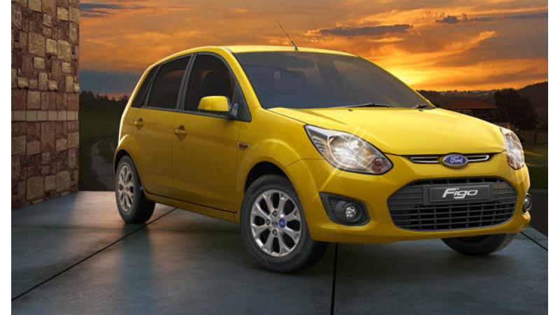 Transformation of Ford brand image in India through Figo