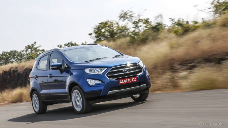 Ford recalls India-made EcoSport in US over incorrect brake fluid cap