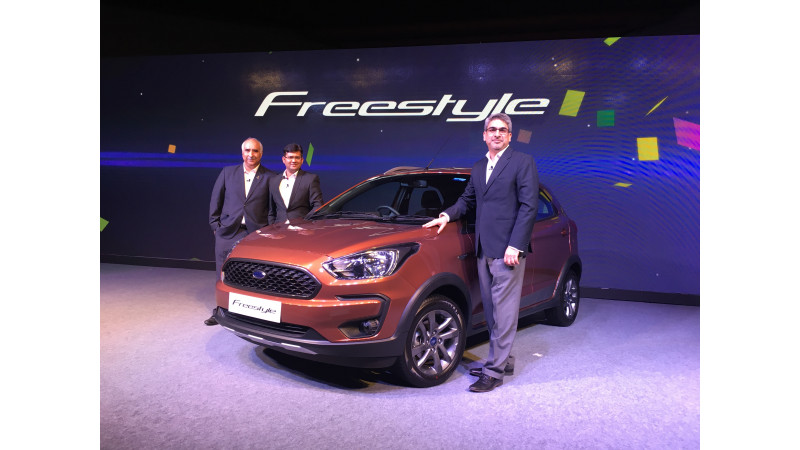 Ford to open bookings for the Freestyle on 7 April
