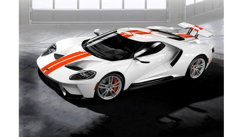 First of the 2017 Ford GT   s built