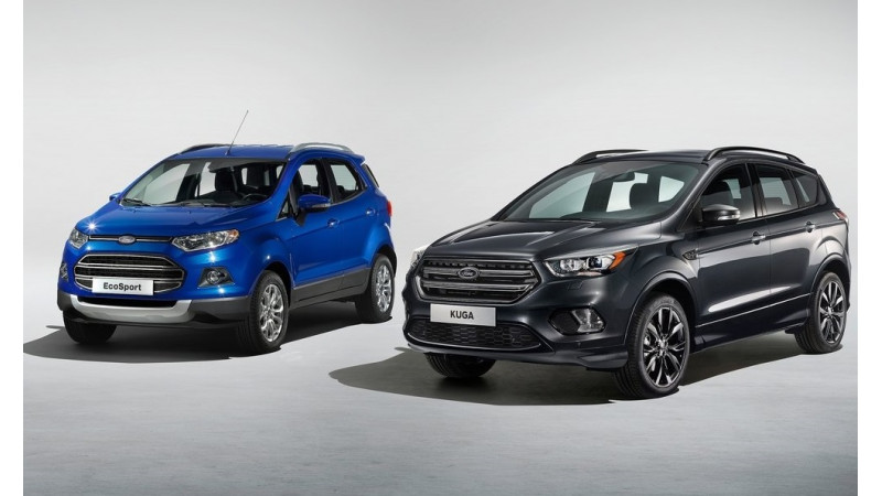 Ford might introduce a Kuga-based SUV later this year