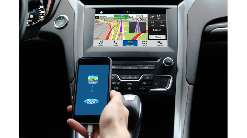 Ford's SYNC 3 infotainment system now gets Driving Assistant feature