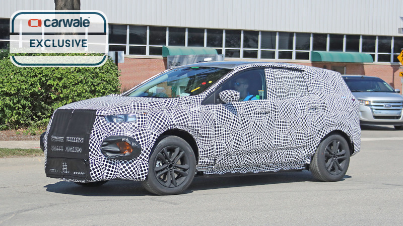 2022 Ford Mach 1 EV spotted testing for the first time