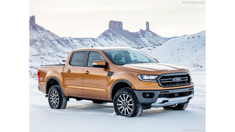 Detroit Auto Show 2018: Ford Ranger revealed