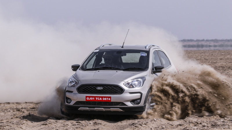 Ford Freestyle scheduled for launch on 26 April