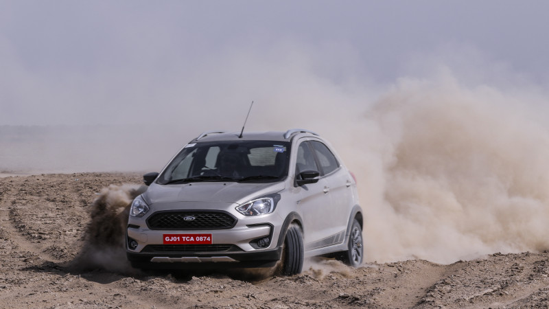Accessory list revealed for Ford Freestyle