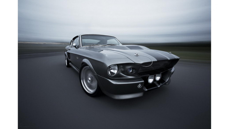1967 Ford Mustang used in Gone in 60 Seconds to be auctioned this May