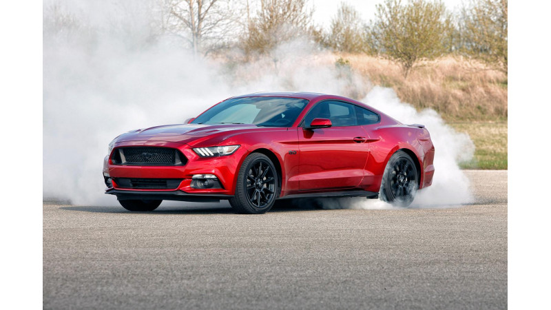 Ford will make hybrid version of Mustang by 2020