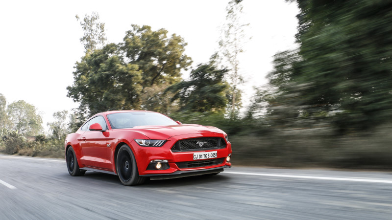 Ford Mustang upgrades to three stars in Euro NCAP