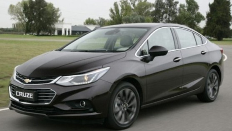 GM Brazil may launch new Cruze in November