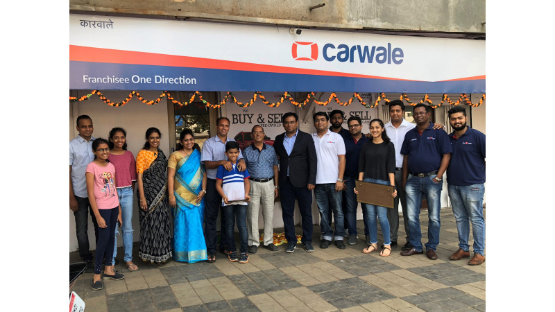 CarWale opens two pre-owned car franchisees in Mumbai