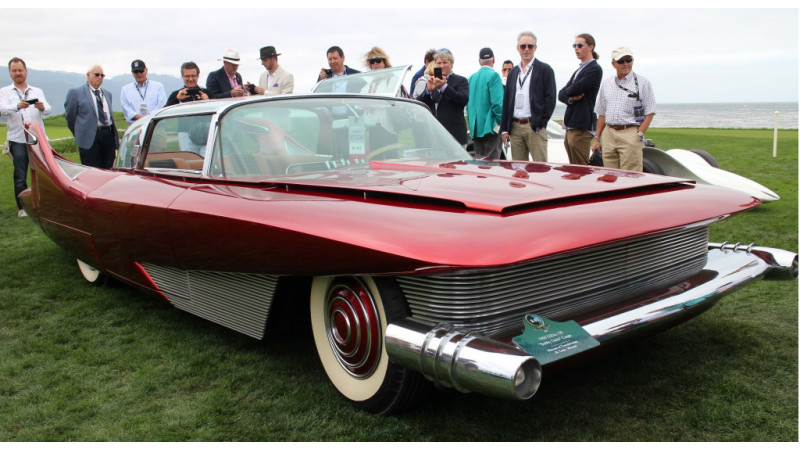 Classics that stole limelight at 2017 Pebble Beach Concours