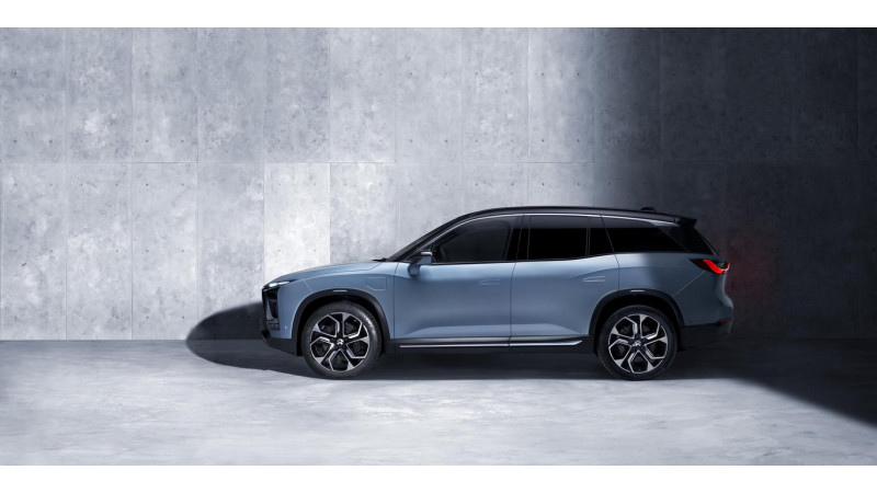 Nio ES8 SUV offers 355km driving range