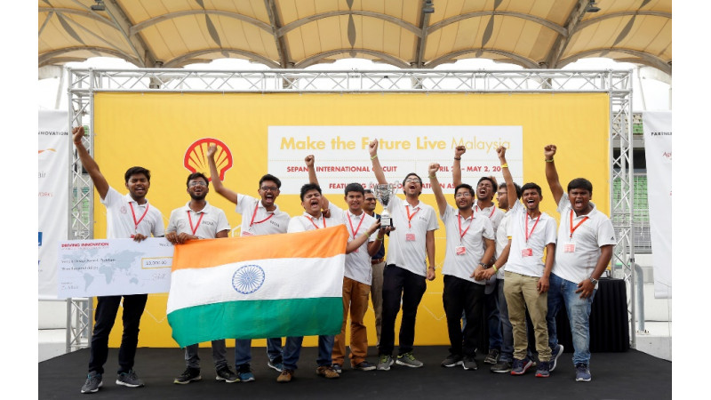 Team Averera from IIT BHU emerges victorious at Make the Future Live Malaysia 2019