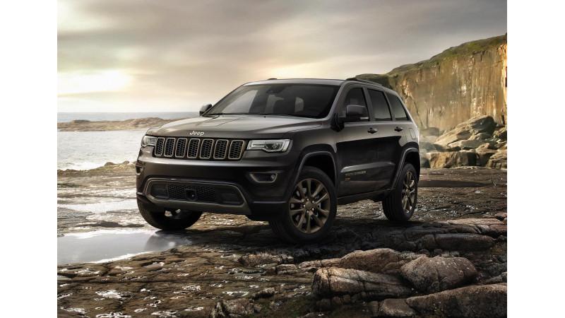 Jeep upgrades the Grand Cherokee range in UK
