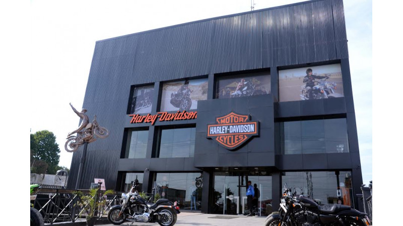 Harley Davidson Opens New Showroom In Dehradun Bike News Cartrade