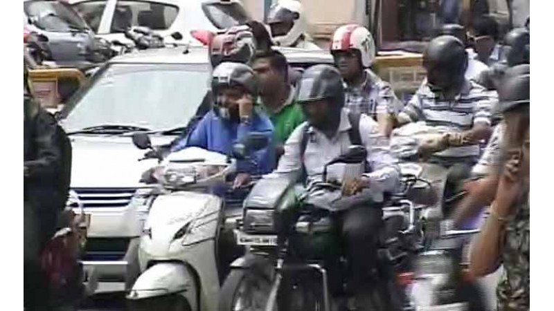 Helmets mandatory for pillion riders in Maharashtra