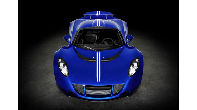 Hennessey ends production of the Venom GT