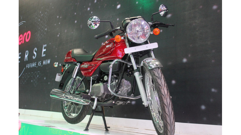 Updated Splendor Pro to be launched by Hero MotoCorp